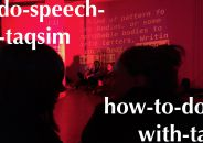 how-to-do-speech-with-taqsim
