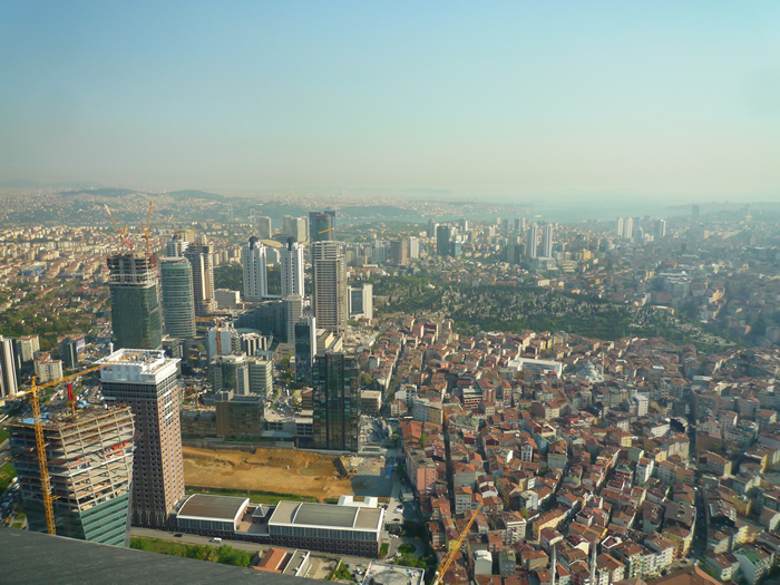 An alternative Cityguiding through Istanbul