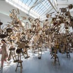 Ai Weiwei shows Venice Biennale his many sides