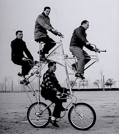 fourmanbicycle