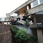 Parkour: New-Invention of Urban Space