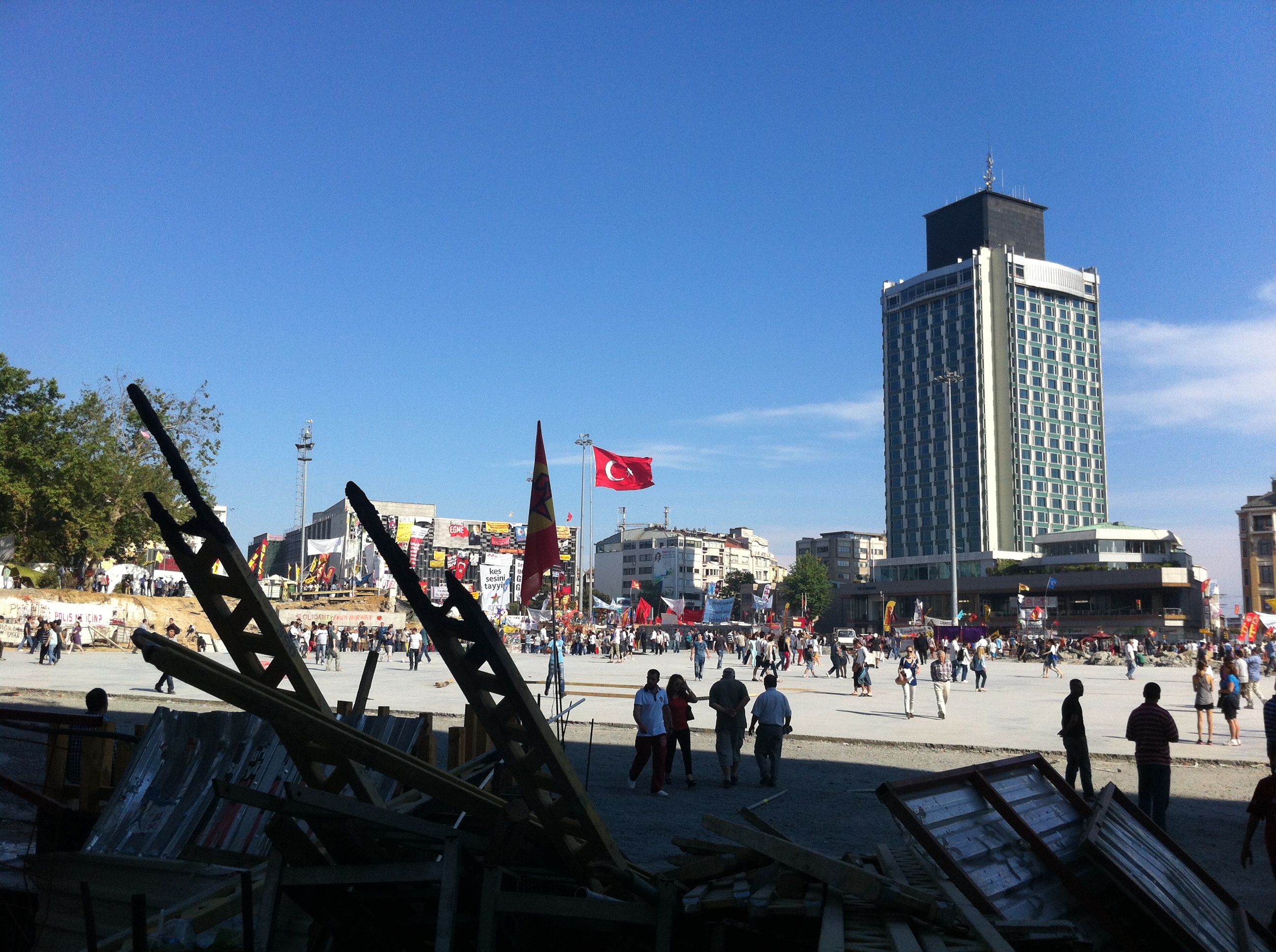 2013: the year of the Gezi miracle