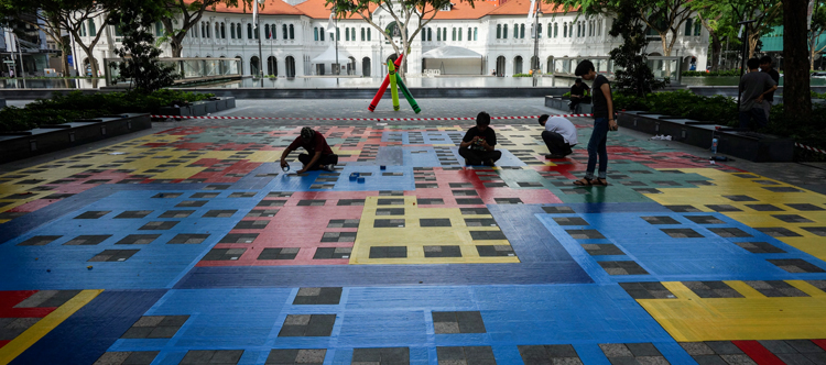 Urban Play: City Crossword