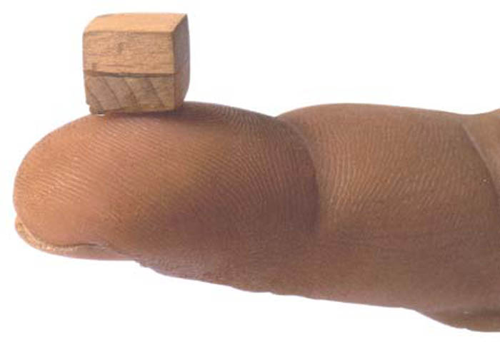 A Tiny Wooden Cube as a Site of Crosscultural Friction and Collision
