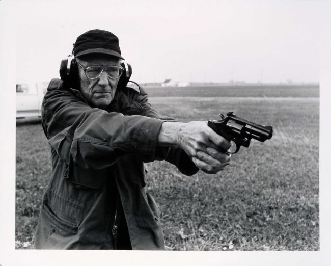 Cut-Ups in memory of William S. Burroughs
