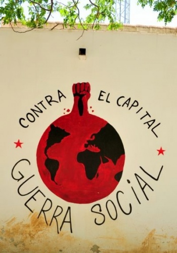 A small Spanish Village counteracts Capitalism
