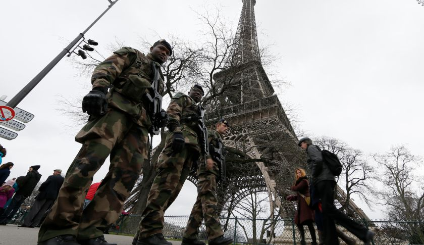 State of Emergency in Paris
