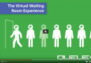 Virtual Waiting Room Experience During Corona
