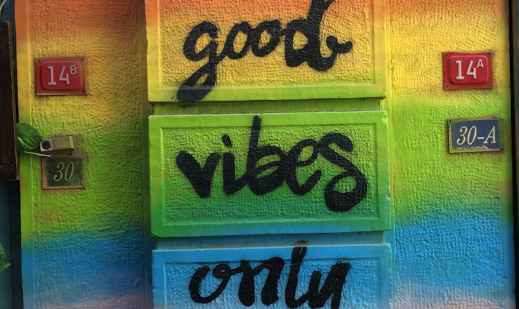 Istanbul – good vibes only!