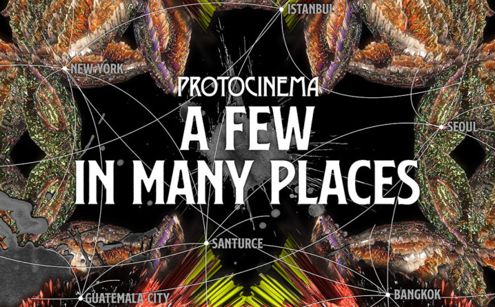 A Few in Many Places : a meeting between physical and digital realms